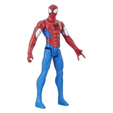 Spider-Man Spider-Man Titan Hero Serisi Armored Spider Man Renkli